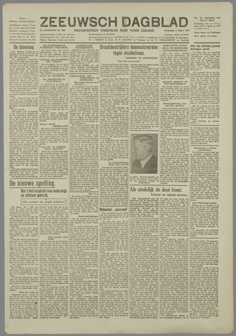 Zeeuwsch Dagblad 1947-03-05