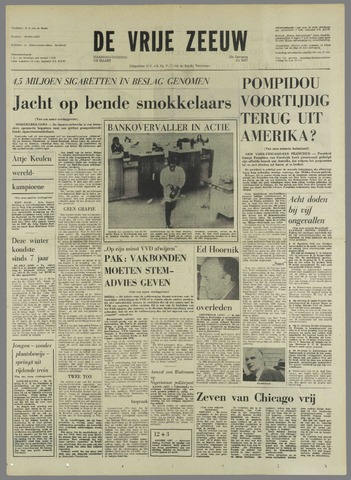 de Vrije Zeeuw 1970-03-02