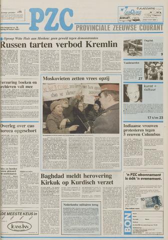 Provinciale Zeeuwse Courant 1991-03-29