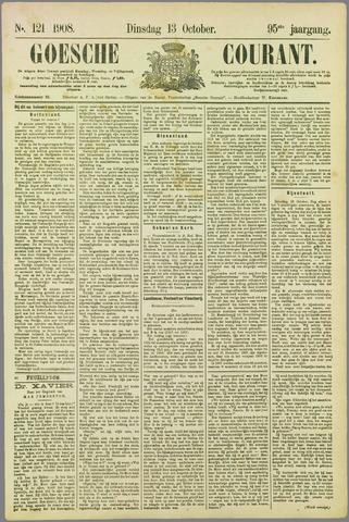 Goessche Courant 1908-10-13