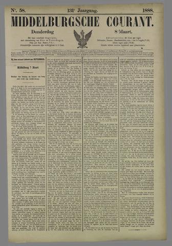 Middelburgsche Courant 1888-03-08