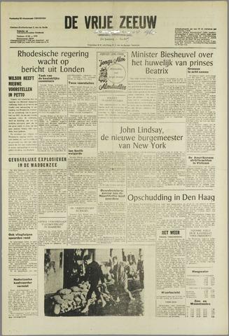 de Vrije Zeeuw 1965-11-04