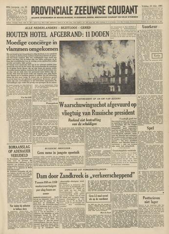 Provinciale Zeeuwse Courant 1961-02-10