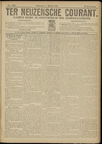 Ter Neuzensche Courant. Algemeen Nieuws- en Advertentieblad voor Zeeuwsch-Vlaanderen / Neuzensche Courant ... (idem) / (Algemeen) nieuws en advertentieblad voor Zeeuwsch-Vlaanderen 1916-03-11