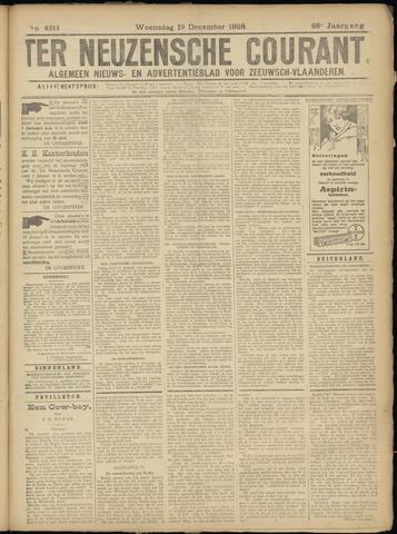 Ter Neuzensche Courant. Algemeen Nieuws- en Advertentieblad voor Zeeuwsch-Vlaanderen / Neuzensche Courant ... (idem) / (Algemeen) nieuws en advertentieblad voor Zeeuwsch-Vlaanderen 1928-12-19