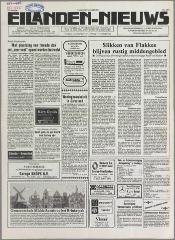 Eilanden-nieuws. Christelijk streekblad op gereformeerde grondslag 1985-02-01