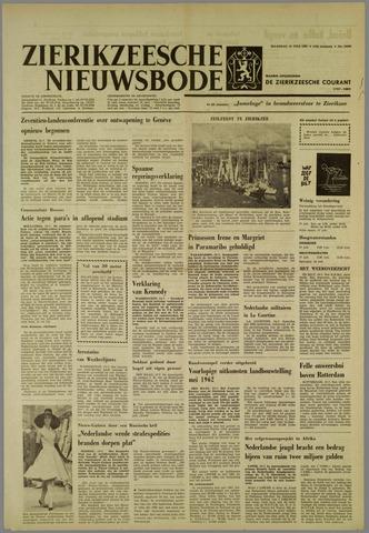 Zierikzeesche Nieuwsbode 1962-07-16