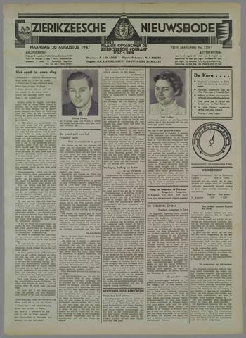 Zierikzeesche Nieuwsbode 1937-08-30