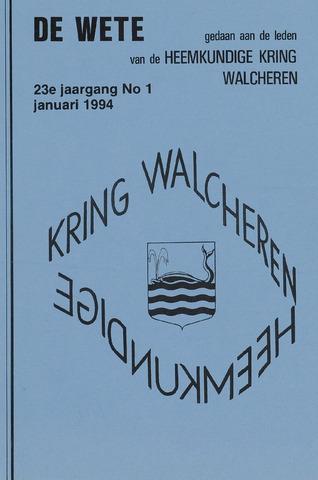 de Wete 1994-01-01