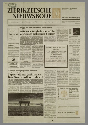 Zierikzeesche Nieuwsbode 1990-12-06
