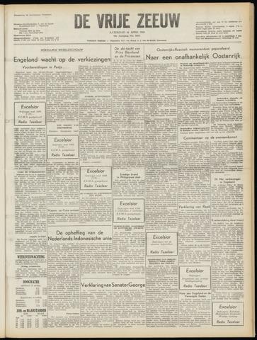 de Vrije Zeeuw 1955-04-16