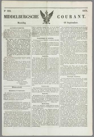 Middelburgsche Courant 1871-09-18