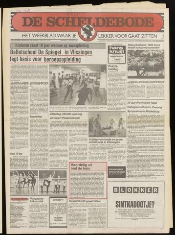 Scheldebode 1984-11-07