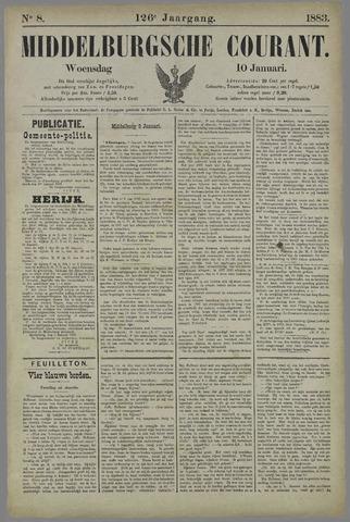 Middelburgsche Courant 1883-01-10