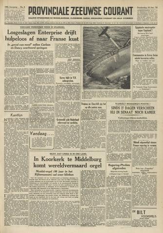 Provinciale Zeeuwse Courant 1952-01-10
