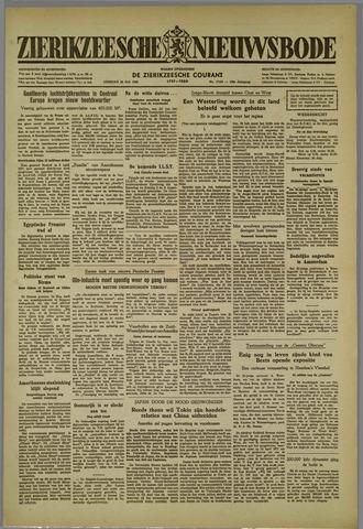Zierikzeesche Nieuwsbode 1952-07-22