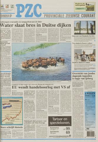 Provinciale Zeeuwse Courant 1997-07-24