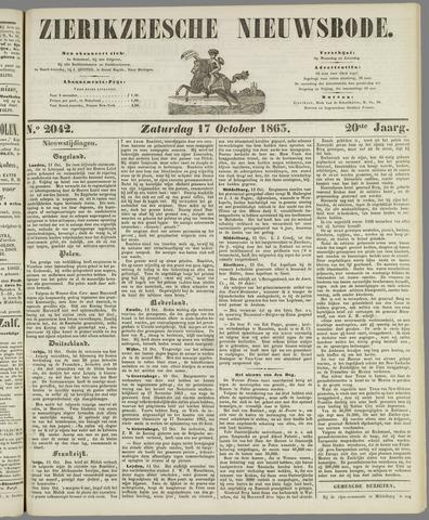 Zierikzeesche Nieuwsbode 1863-10-17