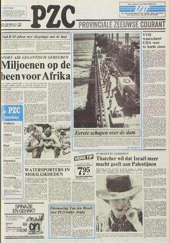 Provinciale Zeeuwse Courant 1986-05-26