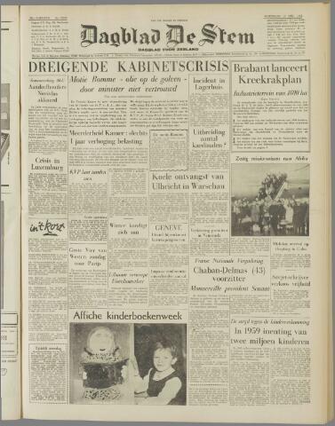 de Stem 1958-12-10
