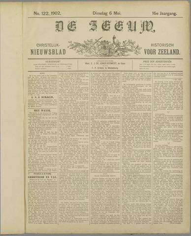 De Zeeuw. Christelijk-historisch nieuwsblad voor Zeeland 1902-05-06
