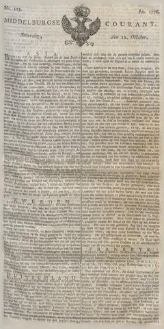Middelburgsche Courant 1776-10-12