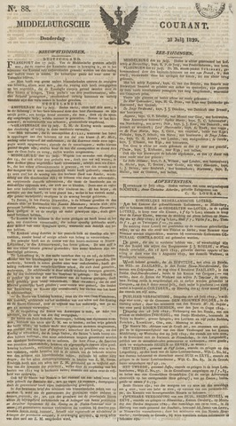 Middelburgsche Courant 1829-07-23