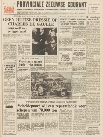 Provinciale Zeeuwse Courant 1967-10-14
