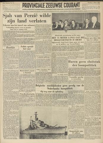 Provinciale Zeeuwse Courant 1953-03-02