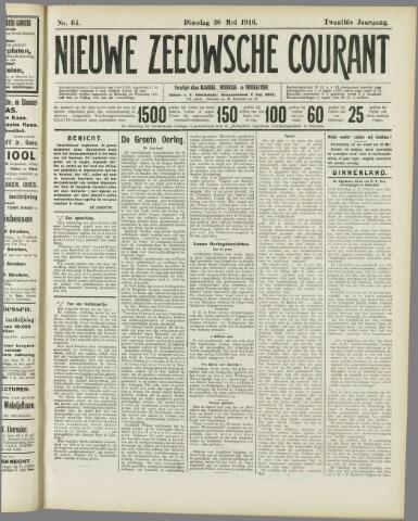 Nieuwe Zeeuwsche Courant 1916-05-30