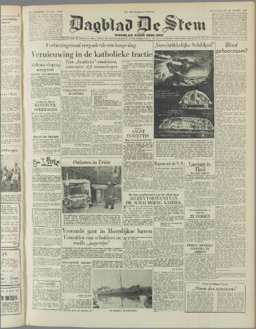de Stem 1952-03-25