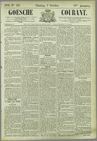 Goessche Courant 1906-10-02