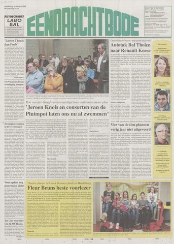 Eendrachtbode (1945-heden)/Mededeelingenblad voor het eiland Tholen (1944/45) 2012-02-16