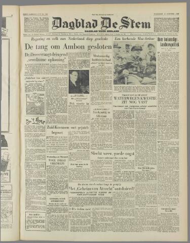 de Stem 1950-10-04