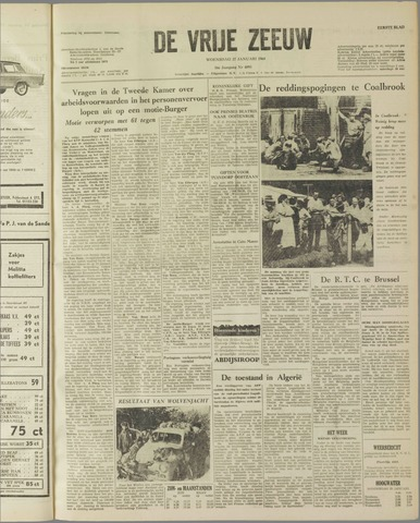 de Vrije Zeeuw 1960-01-27