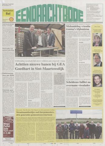 Eendrachtbode (1945-heden)/Mededeelingenblad voor het eiland Tholen (1944/45) 2012-04-19