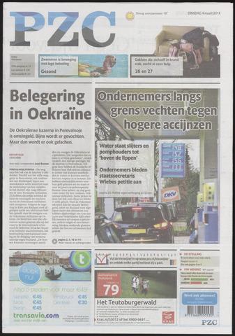 Provinciale Zeeuwse Courant 2014-03-04