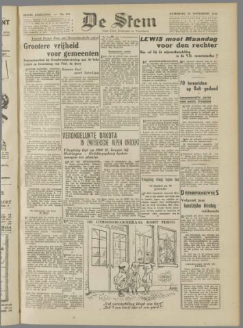 de Stem 1946-11-23
