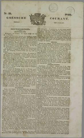 Goessche Courant 1840-03-13
