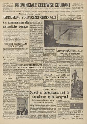 Provinciale Zeeuwse Courant 1958-10-31