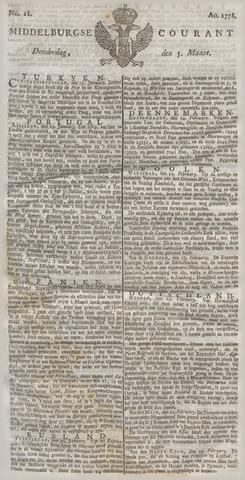 Middelburgsche Courant 1778-03-05