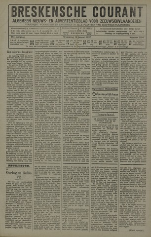 Breskensche Courant 1927-01-19