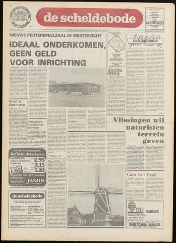 Scheldebode 1977