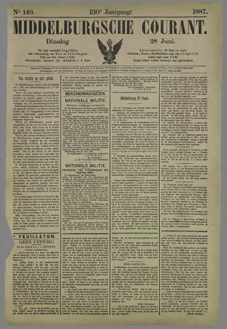 Middelburgsche Courant 1887-06-28