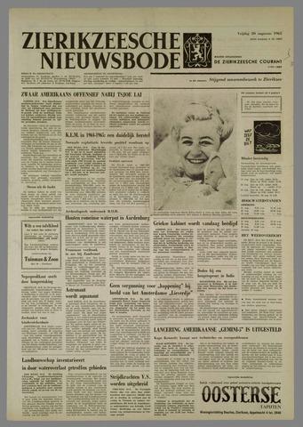 Zierikzeesche Nieuwsbode 1965-08-20