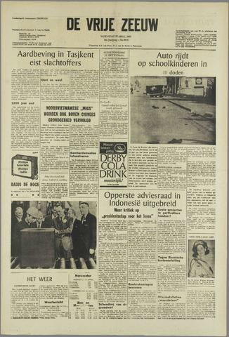 de Vrije Zeeuw 1966-04-27