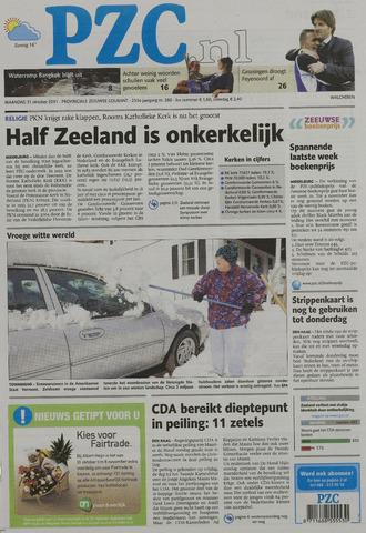Provinciale Zeeuwse Courant 2011-10-31