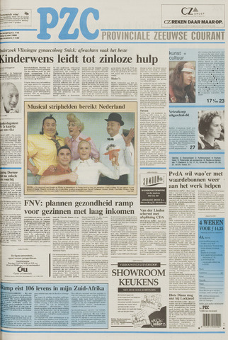 Provinciale Zeeuwse Courant 1995-05-12