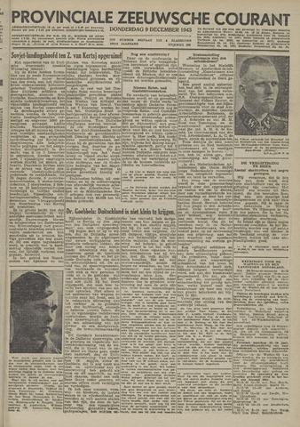 Provinciale Zeeuwse Courant 1943-12-09
