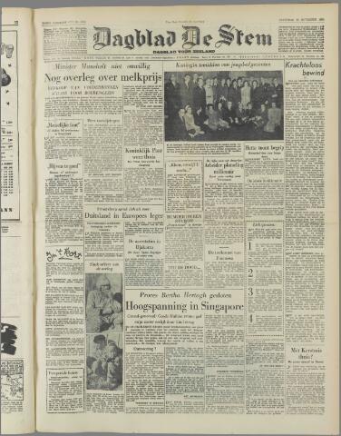 de Stem 1950-11-25